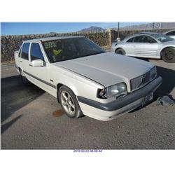1996 - VOLVO 850 GLT