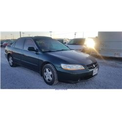 1999 - HONDA ACCORD EX