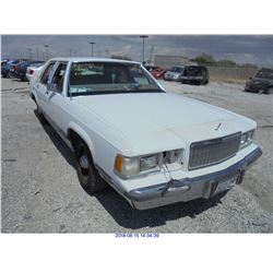 1988 - MERCURY GRAND MARQUIS