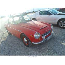 1970 - DATSUN 1600