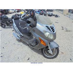 2009 - HYOSUNG MS3-250