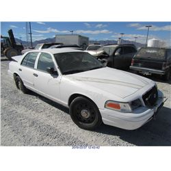 2007 - FORD CROWN VICTORIA