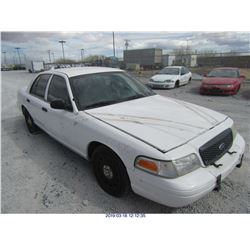 2004 - FORD CROWN VICTORIA