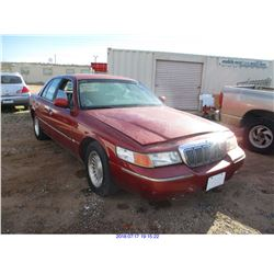 1999 - MERCURY GRAND MARQUIS