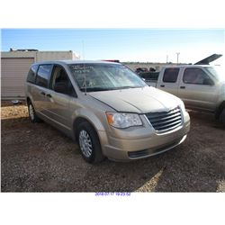 2008 - CHRYSLER TOWN AND COUNTRY