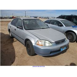 1996 - HONDA CIVIC