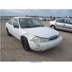 2000 - FORD CONTOUR SPORT// RESTORED SALVAGE