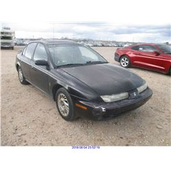 1999 - SATURN SL2//RESTORED SALVAGE