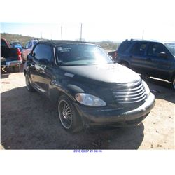 2006 - CHRYSLER PT CRUISER//RESTORED SALVAGE