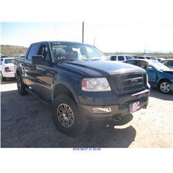 2005 - FORD F-150
