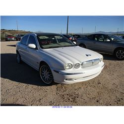2002 - JAGUAR X-TYPE
