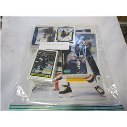 HOCKEY CARDS PHOTOS AND WATCH