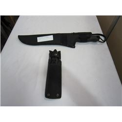 GERBER KNIFE AND THROWING KNIVES