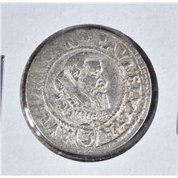 1618 SILVER 3 KR. PAUL SIXTUS I