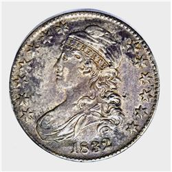 1832 BUST HALF DOLLAR, AU