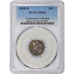 1898-O MS-62 PCGS.