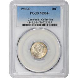 1906-S MS-64 + PCGS.