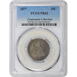 1877 Proof-62 PCGS.