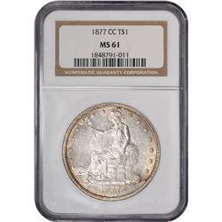 1877-CC MS-61 NGC.