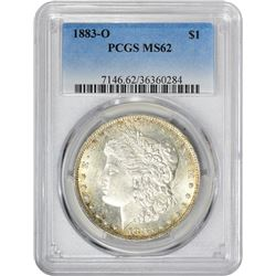 1883-O VAM-Uncertain. MS-62 PCGS.