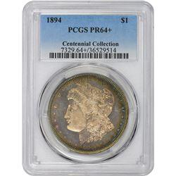 1894 Proof-64+ PCGS.