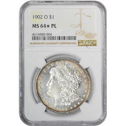 1902-O MS-64 * PL NGC