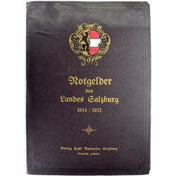 Large Lot of German and Austrian Notgeld (Emergency Money)