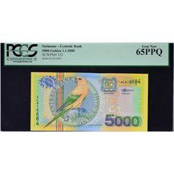 National Bank of Switzerland. 1957-71, 10 to 1,000 Franken. P-Various. PMG Graded.