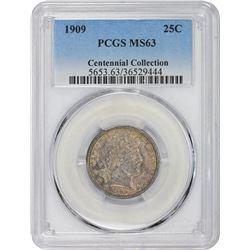 1909 MS-63 PCGS.