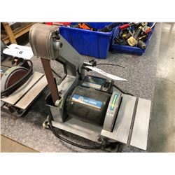 KING CANADA VERTICAL BELT/DISC SANDER