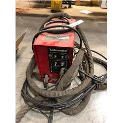 LINCOLN ELECTRIC COBRAMATIC WELDER WITH CABLING