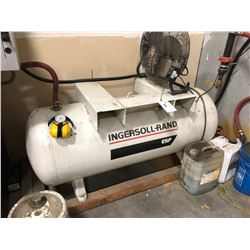 INGERSOLL RAND 120 GALLON AIR RECEIVING TANK