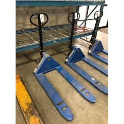 HU-LIFT 4400 LB LOW PROFILE PALLETJACK