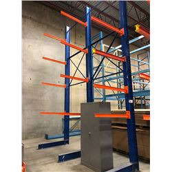 20' HEAVY DUTY CANTILEVER RACKING