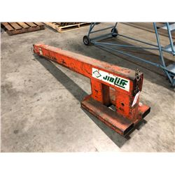 JIB LIFT FORK LIFT BOOM ATTACHMENT