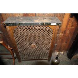 Metal Hot Water Heater Guard