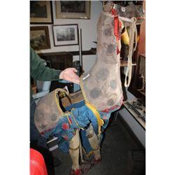 1920 Folkart Parade Horse