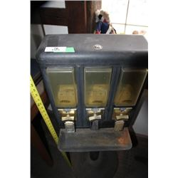 Seaga Triple Dispenser On Stand