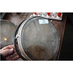 2 Drum Attachements