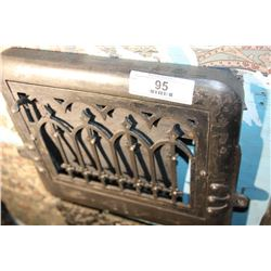 Louvered Grate