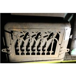 Cast Iron Louvered Grate