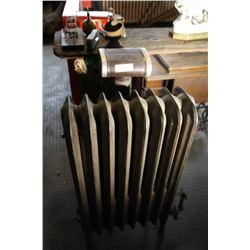 Buffalo Radiator Hot Water Register