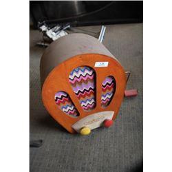 Decorative Speaker Case