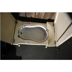 Commode Bidet Folding