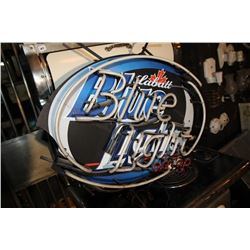 Labatt Blue Light Sign