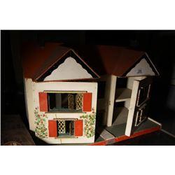 Original Pennine Doll House