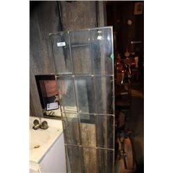 Lead Glass Panel