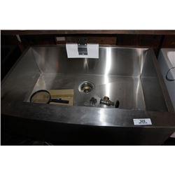 Stainless Steel Sink (Farm Type)