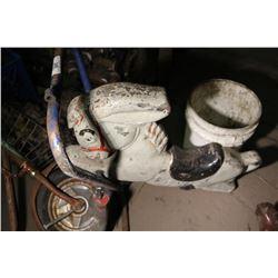 Cast Horse