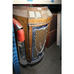 Parts Of A Seeburg Juke Box